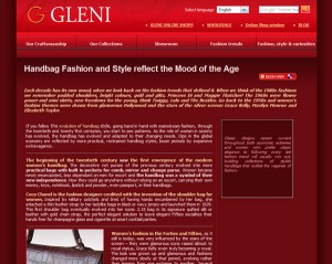 New fashion article in Gleni.it