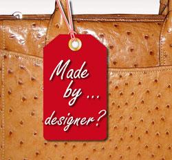 Made by ... designer?