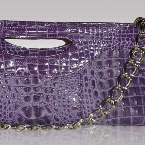 Cocco Ligator / Ligator croc handbag