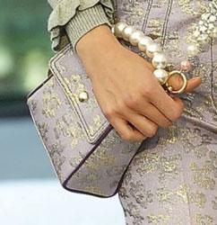 New trends handbags - London fashion week