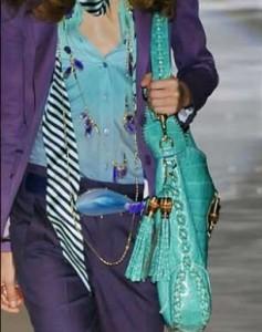 Handbags trends 2009 by Milan fashion week