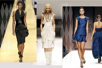 Fashion weeks - Collections Spring / Summer 2009