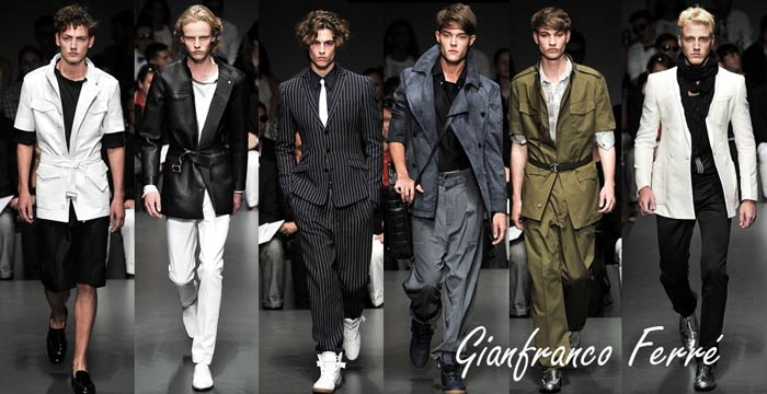 Italian proposals for the men's spring-summer 2010 ...