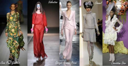 Paris Haute Couture Spring-Summer 2010