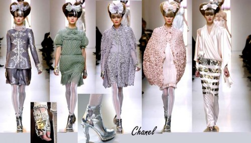 Chanel, Haute Couture, Paris, summer 2010