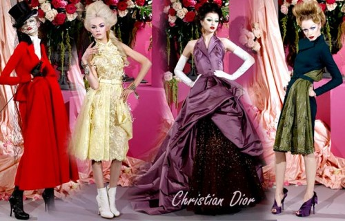 Christian Dior, summer 2010, Haute Couture, Paris