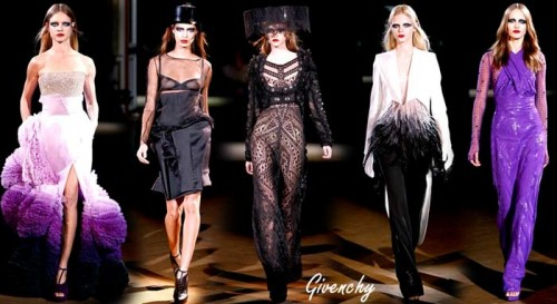 Givenchy, Paris spring-summer Haute Couture, 2010