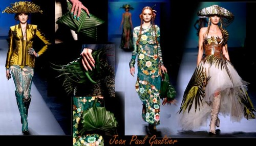 Jean Paul Gautier Summer 2010