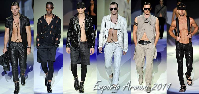 Emporio Armani Spring / Summer 2011