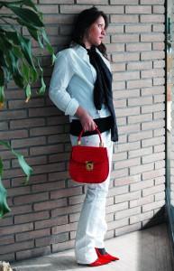 The handbags