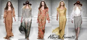Alberta Ferretti, Milan Fashion Week, Spring Summer, 2011