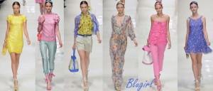 Blugirl, Spring Summer, 2011