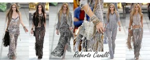 Roberto Cavalli, Milan Fashion Week, Spring Summer, 2011