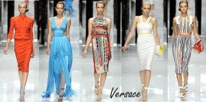 Donatella Versace, Milan Fashion Week, Spring Summer 2011