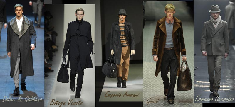 Milano fashion week, fall-winter 2011-2012