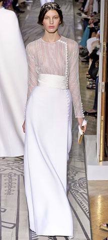 Paris haute couture fall-winter 2011-2012