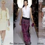 Paris Fashion Week - spring summer 2012