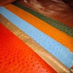 Linea Pelle fair, Tends and colors in exotic leather
