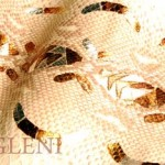 Luxury python leather by Gleni