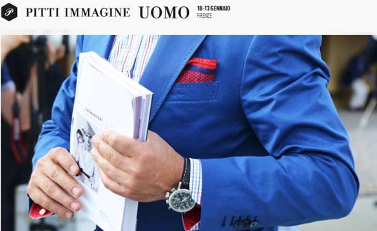 The 81 st edition of Pitti Uomo
