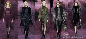 Gucci, Fall-winter 2012-2013, Milan
