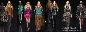Roberto Cavalli, Milan fashion week fall-winter 2012-2013