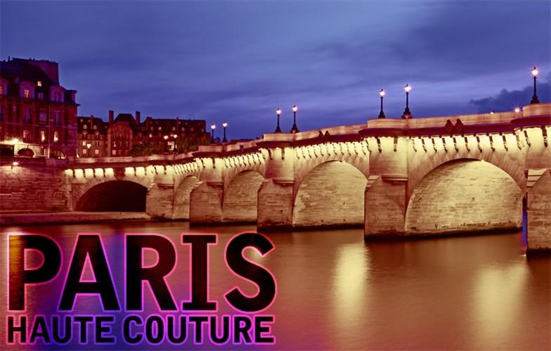 Parigi Haute Couture 2013