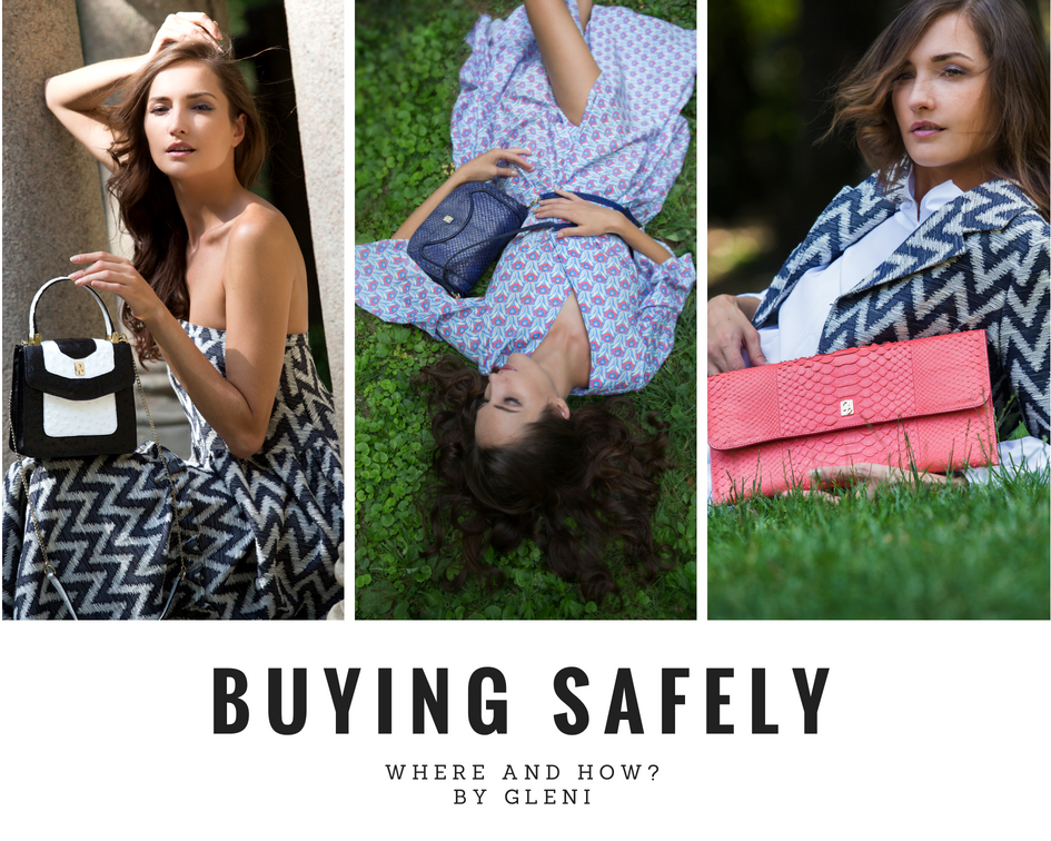 Buying safely: where and how?