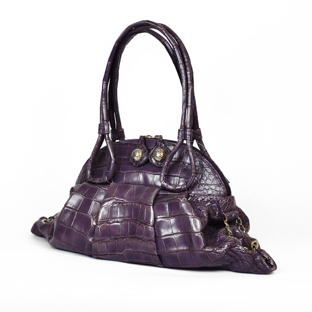 Gleni bag in violet shade for 2018