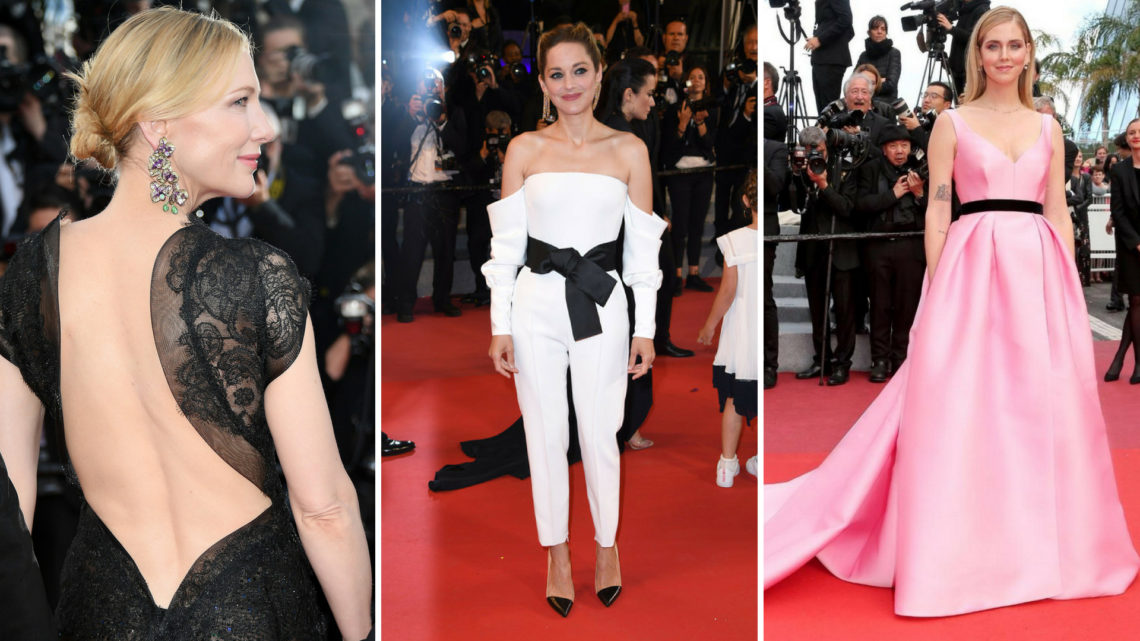 Cannes 2018: the best Made in Italy looks