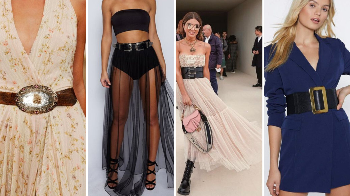 S/S '20 must have: maxi belt