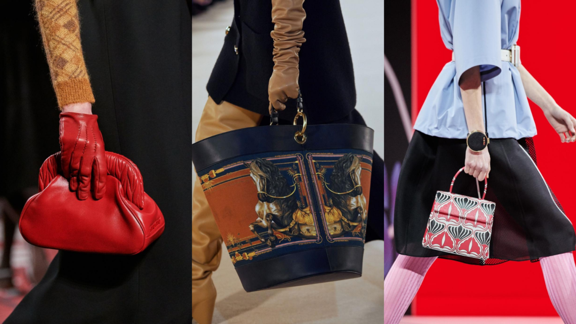 Fall-Winter 20/21: 6 must have bags