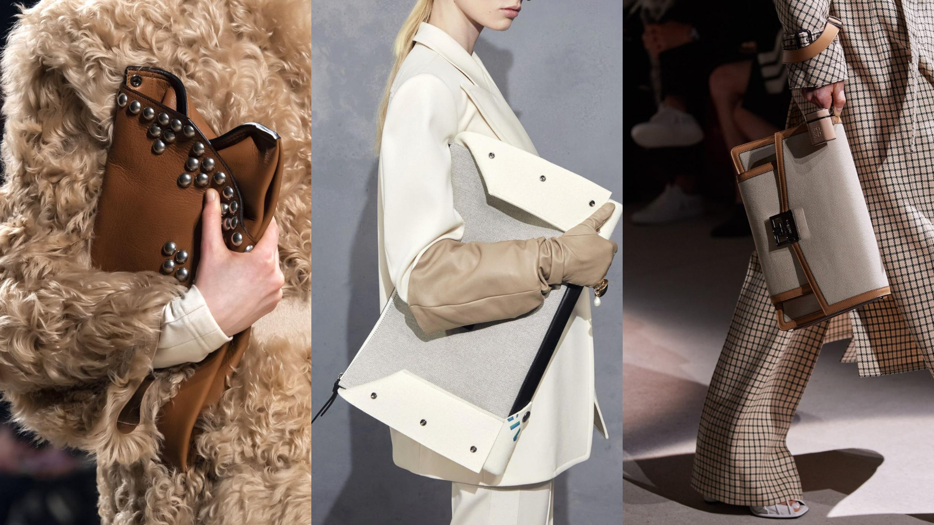 soft clutches for fall winter 2021