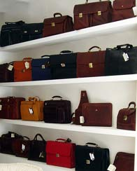 Briefcases, medical bags