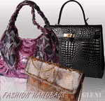 Luxury Ostrich Handbags