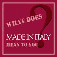 5b73592d40 This situation can't help but penalize the small to medium companies that  have been making a genuine 100% Made in Italy product for generations, ...