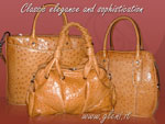 Luxury brown handbags
